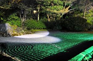「京都・花灯路」(写真は2009年開催時のものです)