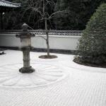 雲龍院-中庭