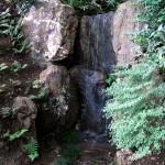 法金剛院-青女の滝