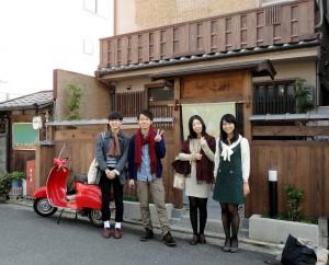 ご宿泊のお客様(2012/10/27)